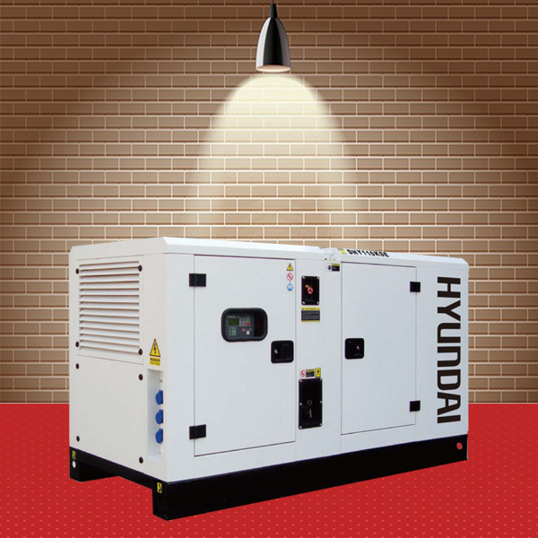 Máy phát điện Hyundai DHY110KSE