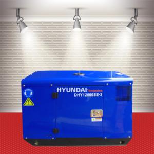Máy phát điện Hyundai DHY-12500SE-3Pha