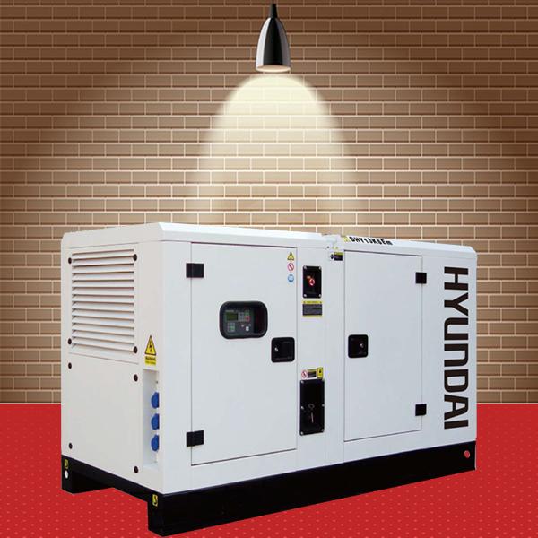 Máy phát điện Hyundai DHY-13KSEm