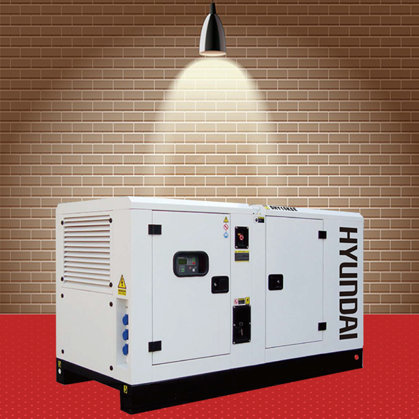 Máy phát điện Hyundai DHY-16KSE-3Pha