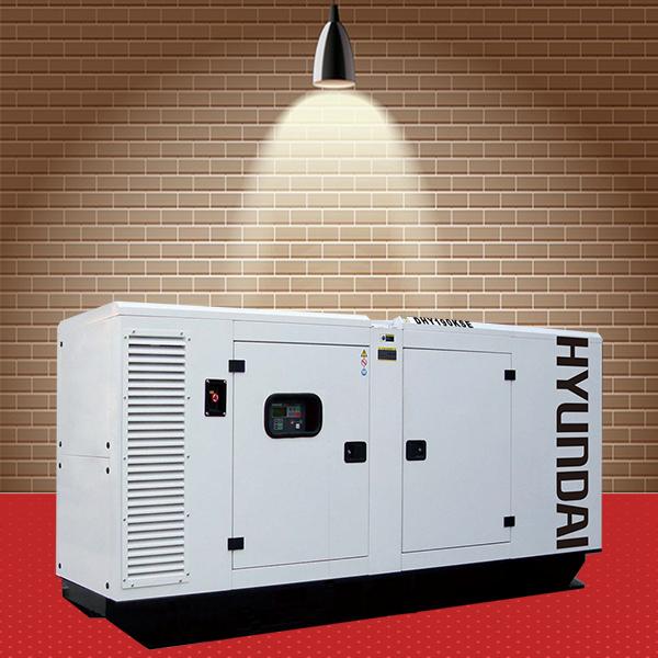 Máy phát điện Hyundai DHY190KSE