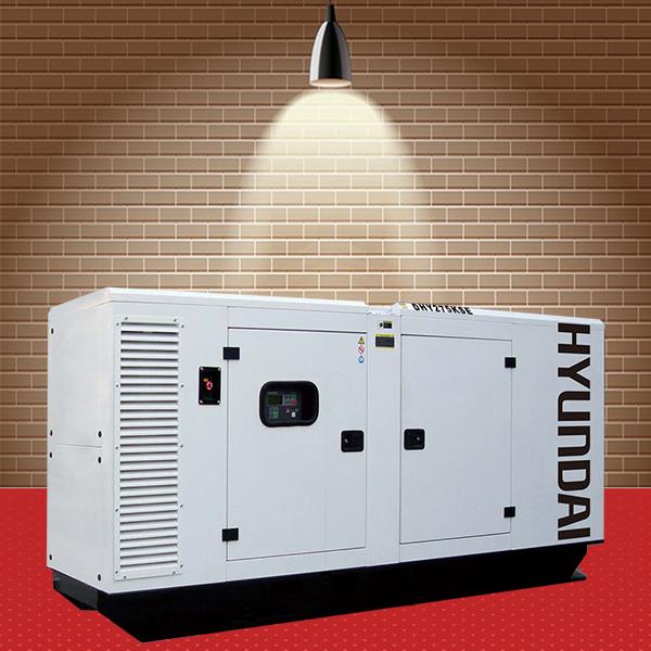 Máy phát điện Hyundai DHY275KSE