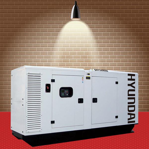 Máy phát điện Hyundai DHY340KSE