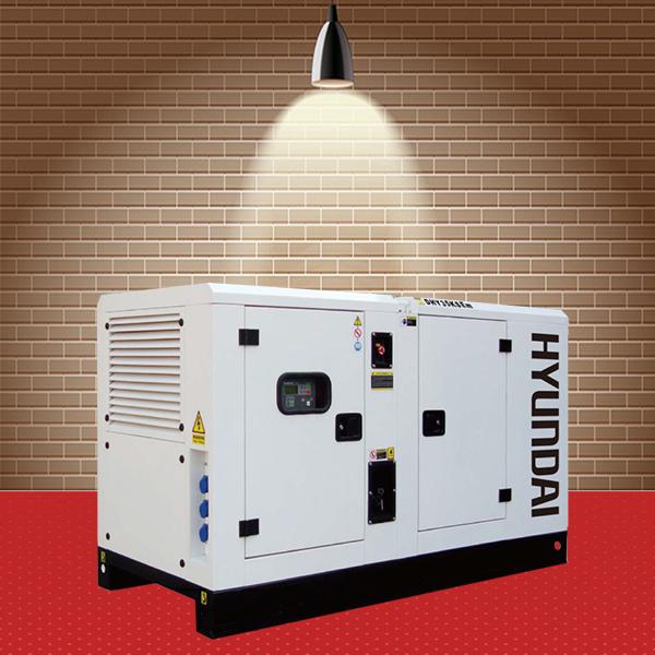 Máy phát điện Hyundai DHY-35KSEm