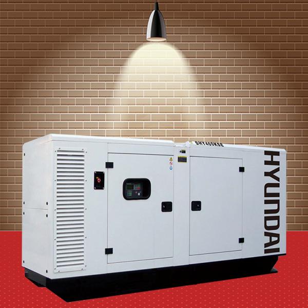 Máy phát điện Hyundai DHY400KSE