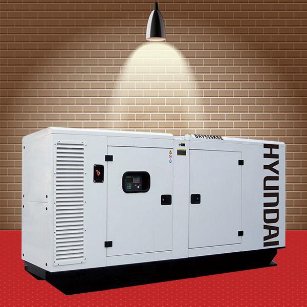 Máy phát điện Hyundai DHY550KSE