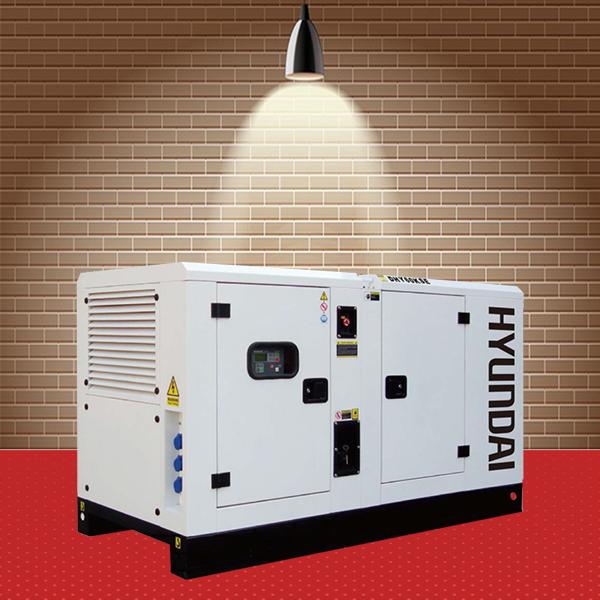 Máy phát điện Hyundai DHY-60KSE-3Pha