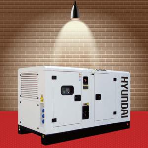 Máy phát điện Hyundai DHY-65KSE-3Pha