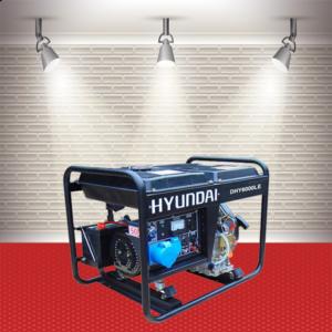 Máy phát điện Hyundai HY-6000LE