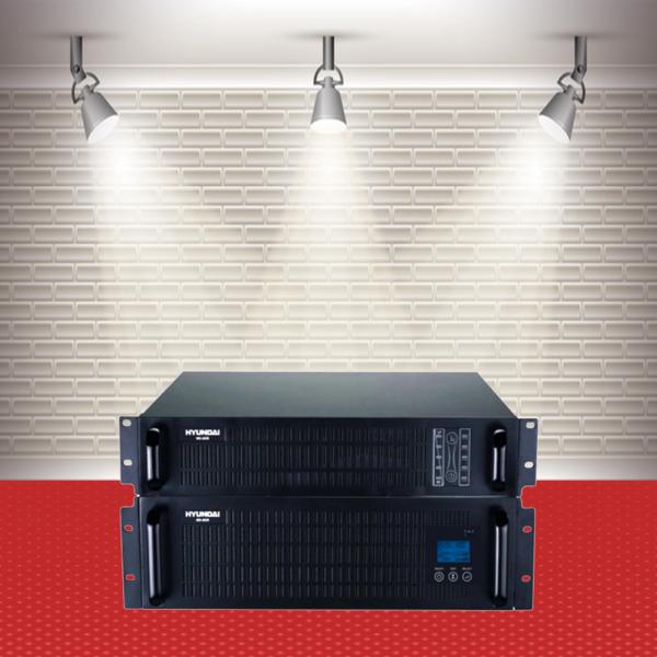 Bộ lưu điện ups online rack Hyundai HD-1KR